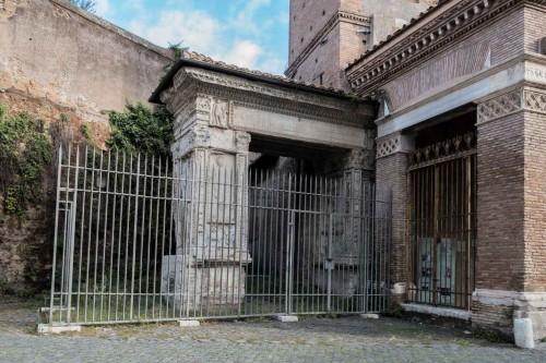 Arch of the Silversmiths (Arco degli Argentari)