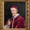 Baccicio, portrait of Pope Clement IX, Galleria Nazionale d'Arte Antica, Palazzo Barberini