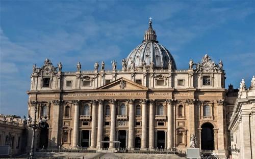 Carlo Maderno, fasada bazyliki San Pietro in Vaticano