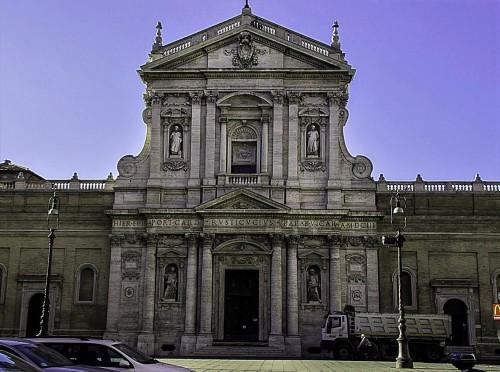 Carlo Maderno, fasada kościoła Santa Susanna
