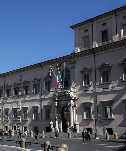 Carlo Maderno, portal of the Palazzo Quirinale