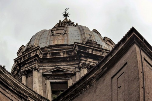 Dome of the Church of Sant'Andrea della Valle