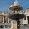 Carlo Maderno, fontanna przed bazyliką San Pietro in Vaticano