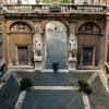 Dziedziniec Palazzo Mattei di Giove