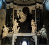 Stefano Maderno, Allegory of Prudence (last on the left) – tombstone of Cardinal Bonelli, Church of Santa Maria sopra Minerva