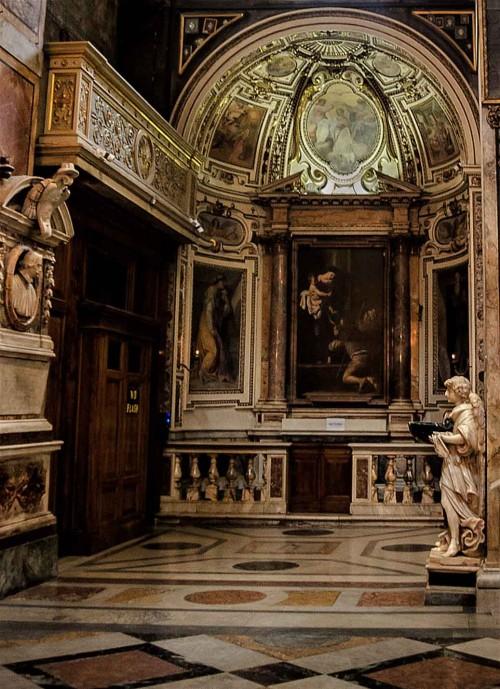 Bazylika Sant'Agostino, Caravaggio, Madonna Loretańska