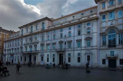 Palazzo Pamphilj at Piazza Navona