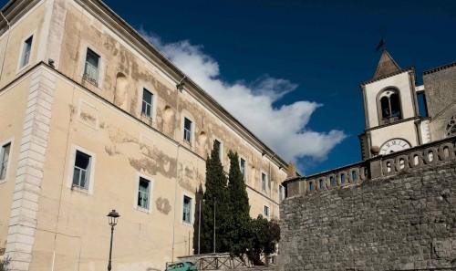 Palazzo Pamphilj at San Martino al Cimino – Olimpia's residence after leaving Rome