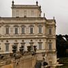Casino di villa Doria Pamphilj, reprezentacyjny pałacyk podmiejski syna Olimpii - Camillo Pamphiljiego