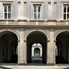 Dziedziniec Palazzo Pamphilj