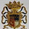 Coat of arms of Olimpia Maidalchini, Palazzo Pamphilj, Piazza Navona