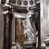 Giovanni Battista Maini, kaplica rodu Corsini, pomnik nagrobny kardynała Neri Corsini, bazylika San Giovanni in Laterano