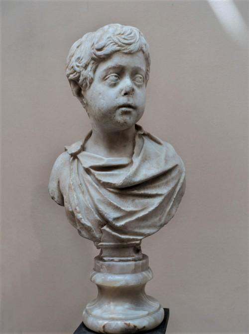Kommodus, syn Marka Aureliusza i Faustyny Młodszej, Museo Ostiense, Ostia Antica