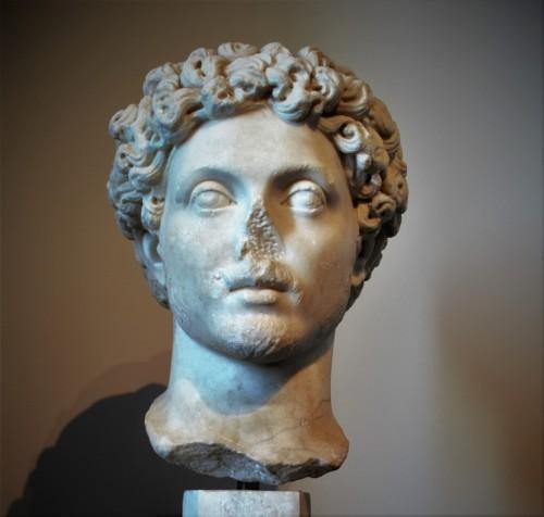 Marek Aureliusz jako młodzieniec, Museo Palatino