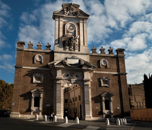 Michelangelo, Porta Pia