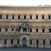 Michelangelo,façade of Palazzo Farnese