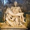 Michelangelo, Pieta, Basilica of San Pietro in Vaticano