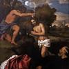 Tycjan, Chrzest Chrystusa, 1531 r., Musei Capitolini - Pinacoteca Capitolina