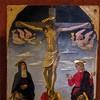 Ukrzyżowanie, Girolamo di Benvenuto, Galleria Nazionale d'Arte Antica, Palazzo Barberini