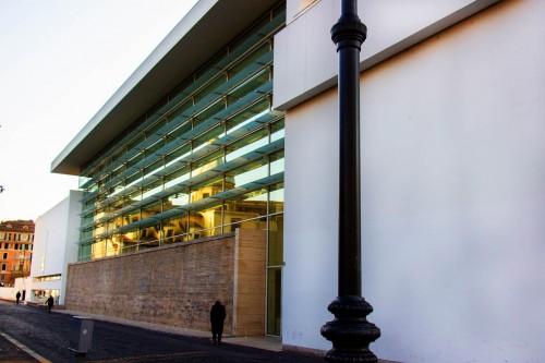 Museo dell'Ara Pacis, pawilon Richarda Maiera
