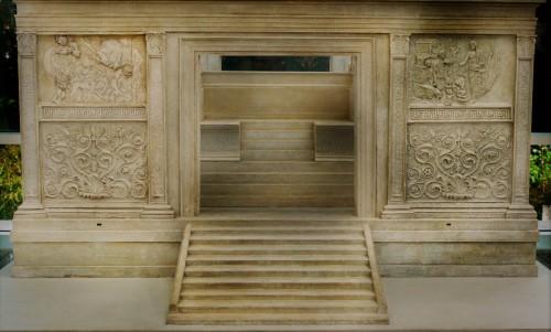 Ołtarz Pokoju, Museo dell'Ara Pacis, model