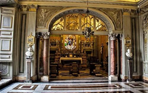 Palazzo Doria Pamphilj, kaplica pałacowa