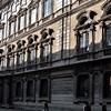 Palazzo Doria Pamphilj, fasada pałacu od strony via del Corso