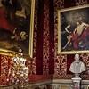Palazzo Doria Pamphilj, sala z popiersiem papieża Innocentego X