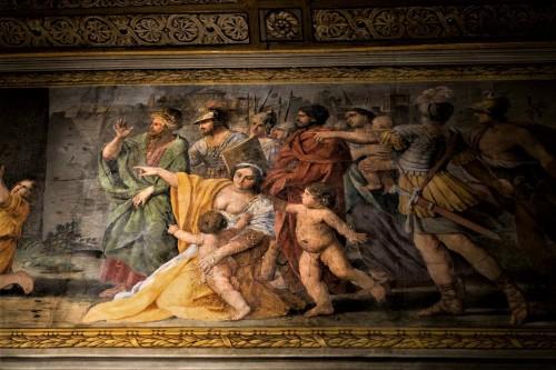 Palazzo Pamphilj, sala Mojżesza