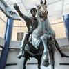 Posąg konny cesarza Marka Aureliusza, Musei Capitolini