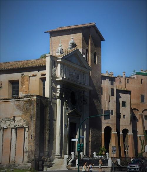 Giacomo della Porta, façade of the Church of San Nicola in Carcere