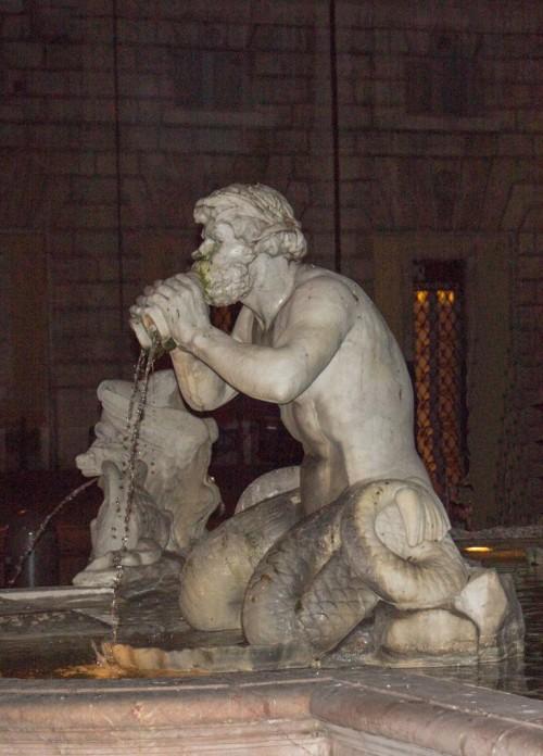 Giacomo della Porta, Piazza Navona, Fontane del Moro
