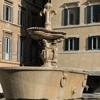 Giacomo della Porta, jedna z fontann na Piazza Farnese