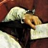Portret papieża Innocentego X, Diego Velázquez, Galleria Doria Pamphilj, fragment, zdj. Wikipedia