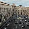 Donato Bramante, dziedziniec pałacu Apostolskiego