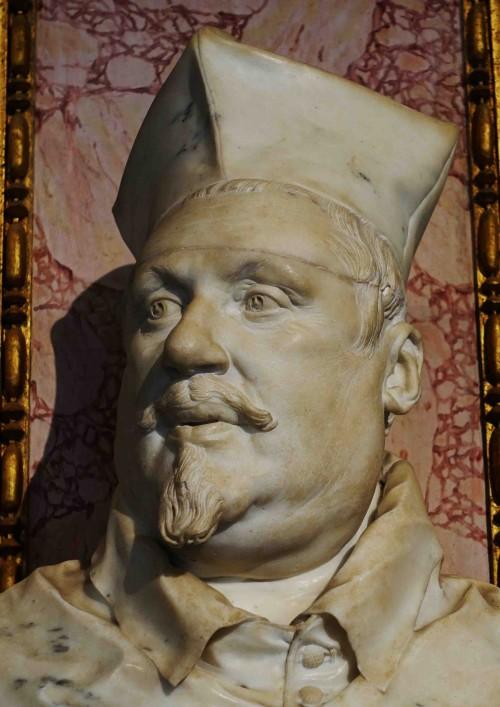 Kardynał Scipione Borghese - zleceniodawca budowli