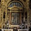 Il Gesù, kaplica św. Andrzeja (Cappella di Sant'Andrea)