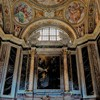 Il Gesù, kaplica św. Franciszka Borgii (Cappella di Francesco Borgia) w lewej nawie kościoła