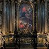 Il Gesù, ołtarza Ignacego Loyoli (Cappella Sant'Ignazio)