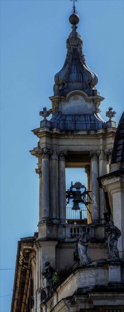Santa Maria dei Miracoli, dzwonnica