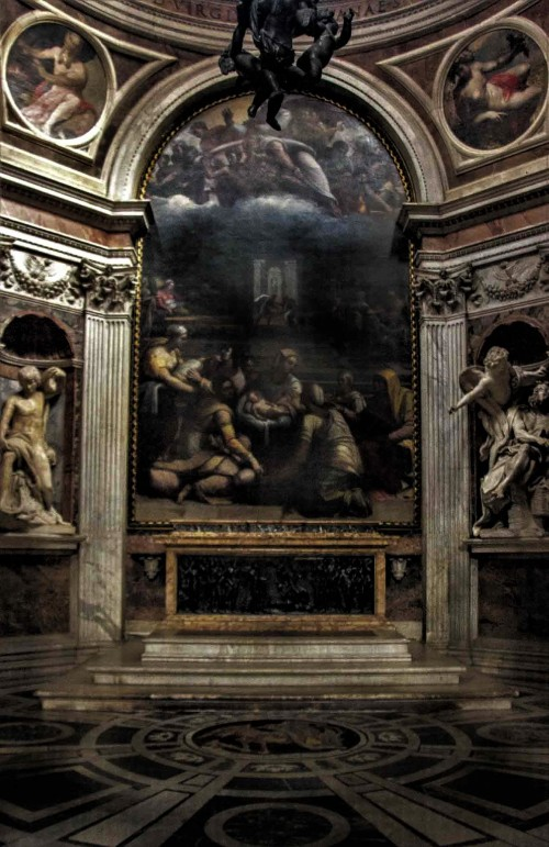 Church of Santa Maria del Popolo, Chigi Chapel