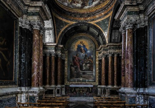 Church of Santa Maria del Popolo, Cybo Chapel