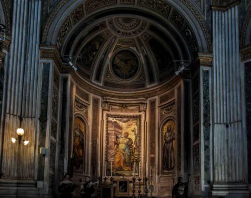 Church of Santa Maria di Loreto, Chapel of St. Catherine of Alexandria