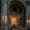 Santa Maria di Loreto, Chapel of the Magi, Adoration of the Magi - Pomarancio