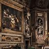 Santa Maria di Loreto, Narodziny Marii, Giuseppe Cesari (Cavalier d'Arpino)