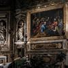 Church of Santa Maria di Loreto, Dormition of the Virgin Mary, Giuseppe Cesari (Cavalier d'Arpino)