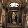 Santa Maria in Monserrato, kaplica św. Jakuba, figura św. Jakuba, Jacopo Sansovino