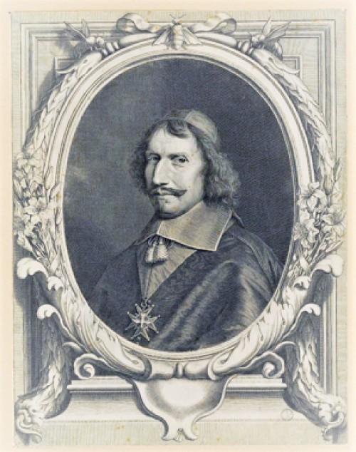 Kardynał Antonio Barberini, ok. 1645, zdj. Wikipedia