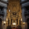 Church of Santa Maria in Montesanto, main altar