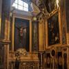 Church of Santa Maria in Montesanto, Chapel of the Crucifix